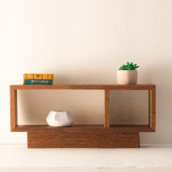 Mid-Century Modern Credenza with open back